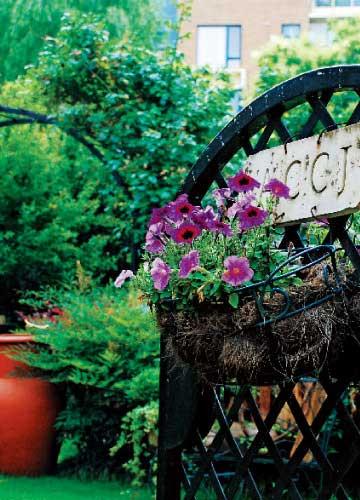 园艺设计:自建欧式情调花园的三个步骤