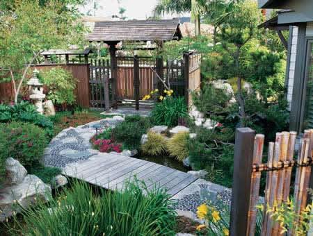 家庭花园设计 打造日式庭院