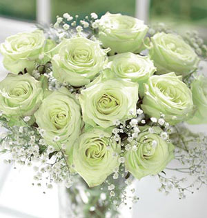 婚礼花艺:新娘手捧花指南