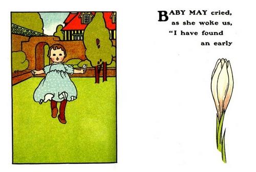 《孩子与花》--致喜爱植物的你(上)