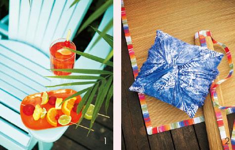 3种装饰手法 打造家庭休闲露台