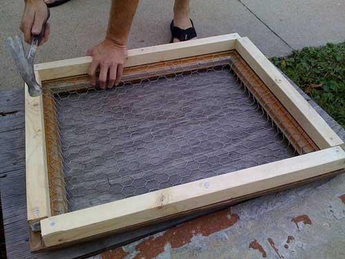趣味的多肉植物立体画框制作方法与步骤