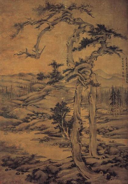 草木有情:中国传统绘画植物的隐喻