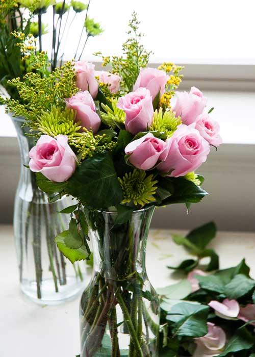 9个花朵布置小贴士 用鲜花装饰你的餐桌