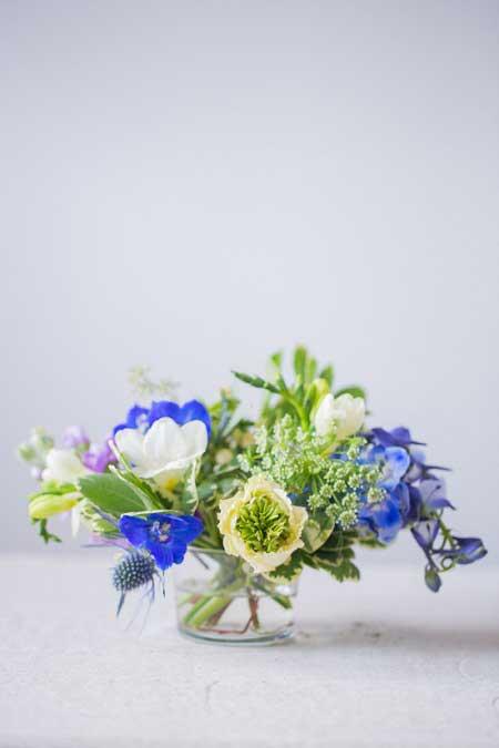 独一无二的插花 自由花卉组合插花DIY教程