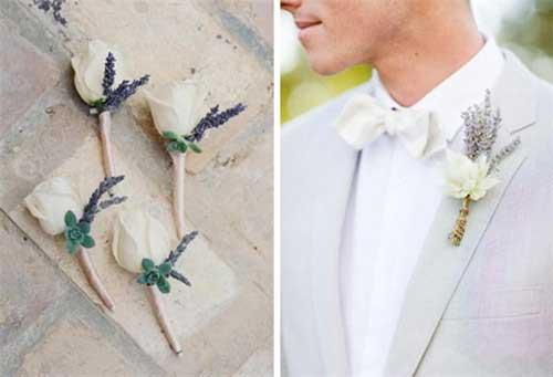 浪漫典雅 20个薰衣草装扮浪漫婚礼的小点子