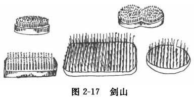 插花艺术常用的几种工具介绍