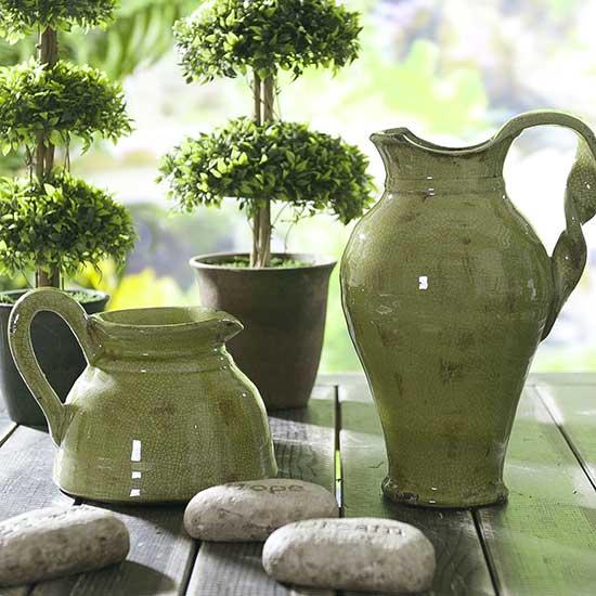 11款各具特色让人心动的装饰性花瓶