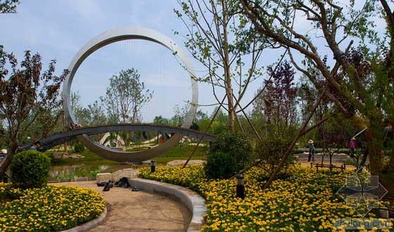 第三届中国绿化博览会 8月中旬于天津武清开园