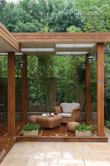 雨后格拉斯 浪漫法式花园装饰技巧