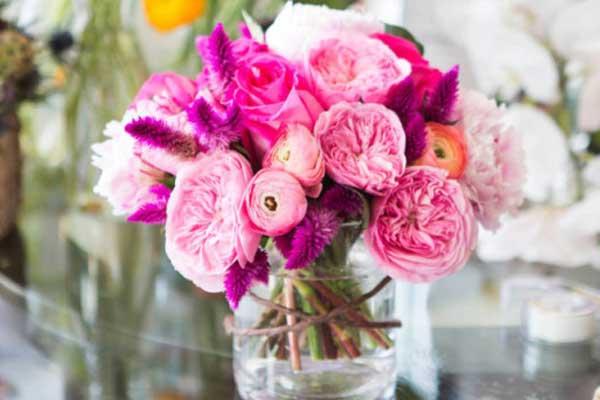 15个简易插花小技巧 用美丽的花朵装饰你的家