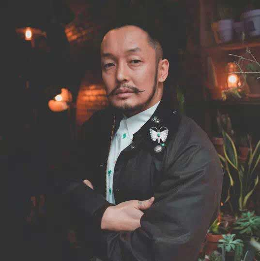 一位日本大叔开的花店 美爆了整个时尚圈